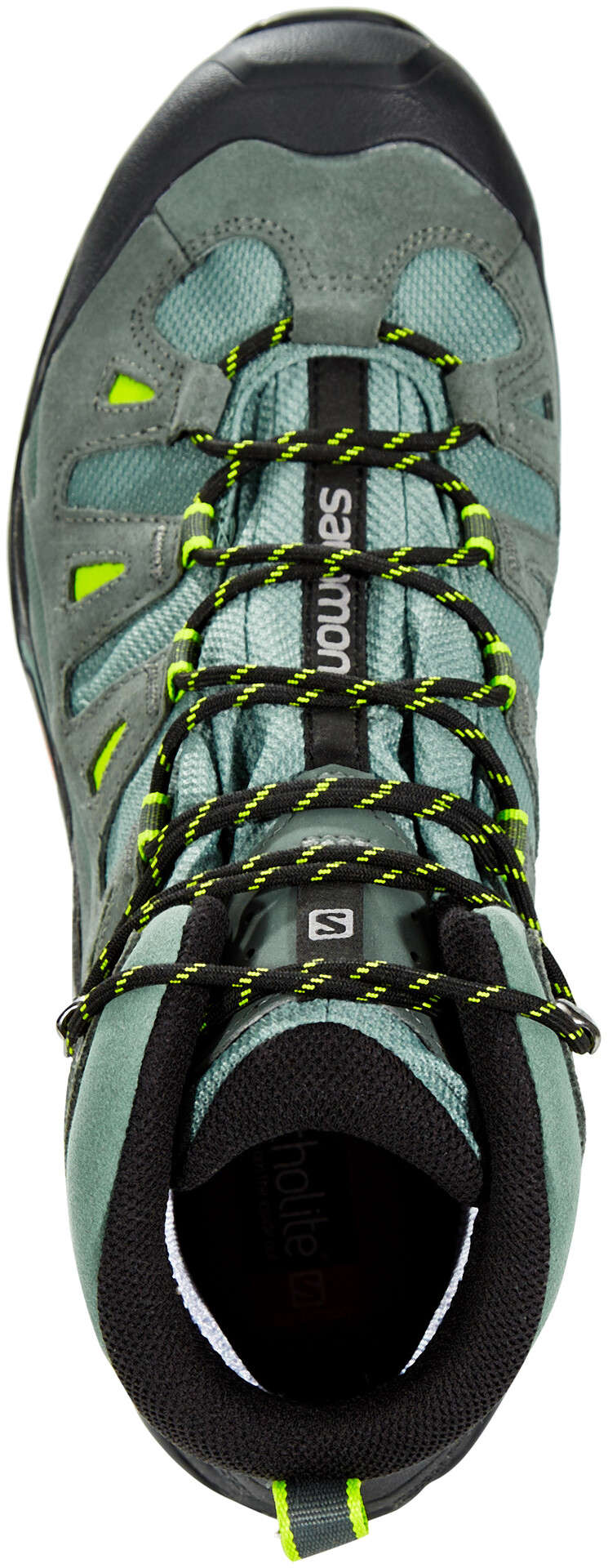 Salomon Quest Prime GTX Chaussures Homme, balsam greenurban chiclime green